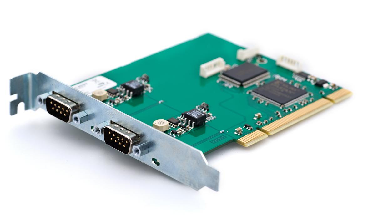 Kvaser PCIcan II S